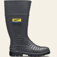 Blundstone 025 Unisex Safety Gumboots - Grey