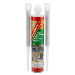 Sika Anchorfix 3+ High-performance, 2-component Epoxy Anchoring Adhesive