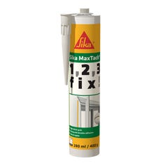 Sika Maxtack Is A One Part High Strength, Copolymer Dispersion Adhesive.
