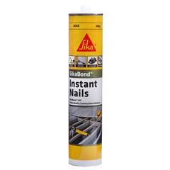 Sika Sikabond Instant Nails Fast Fast Cure Multipurpose Construction Adhesive