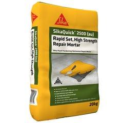 Sika Sikaquick 2500 Rapid Hardening Concrete Repair Mortar For Horizontal Repair Applications