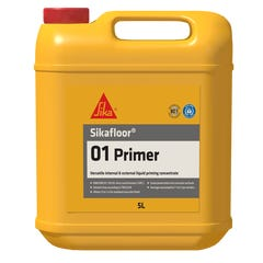 Sika Sikafloor 01 Primer Synthetic, Applied Prior To Flooring & Tiling Systems