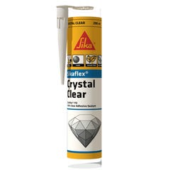 Sika Sikaflex 112 Crystal Clear Transparent Adhesive And Sealant