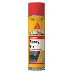 Sika Sikabond Sprayfix Multipurpose, High Performance, Aerosol Spray Adhesive