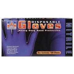 Permatex Nitrile Gloves Large