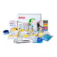 Accidental Health & Safety All Purpose First Aid Kit