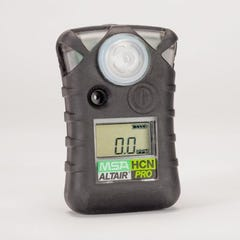 MSA Altair Pro Single-Gas Detector, Hydrogen Cyanide (hcn) 4.7/15 Ppm