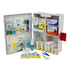 Accidental Health & Safety Code of Practice First Aid Kit ABS Wall Mountable