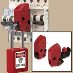 Master Lock Miniature Circuit Breaker Lockout Universal – Tool Free