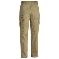 Bisley Original 8 Pocket Mens Cargo Pant - Khaki