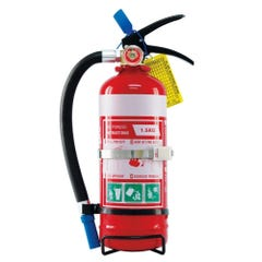Megafire 1.5kg ABE Portable Fire Extinguisher