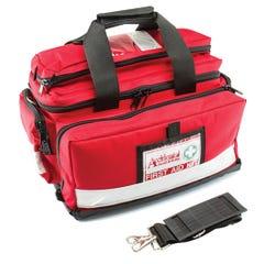 Accidental Health & Safety Portable Red Soft Bag  Medium 355mm x 355mm x 200mm
