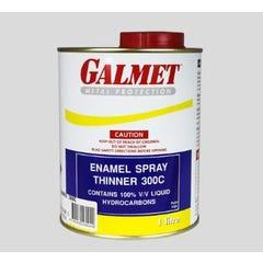 Galmet Thinner Spray Enamel Clear