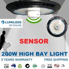 Lumileds Philips High Bay Light With Sensor 200W