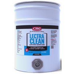 CRC Lectra Clean Heavy Duty Energized Electrical Parts Degreaser, 20 L