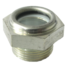 """Alemlube Screw In - Steel - With Or Without Reflector Style BWS, 3/4"""" BSP"""