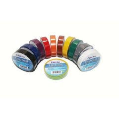 Nitto PVC Insulation Tape 18mm x 20m Roll Stripe