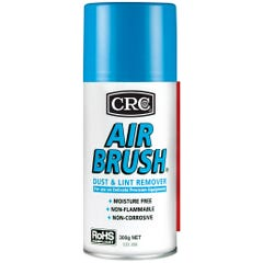 CRC Air Brush Dust & Lint Remover 300g
