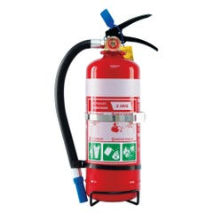 Megafire 2.0kg ABE Portable Fire Extinguisher
