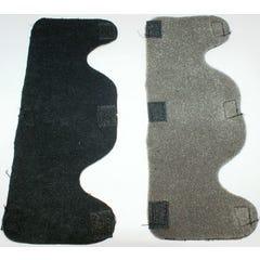 MSA V-Gard 500 Vented Hard Hat Cap Style - Sweatband, Brushed Nylon Universal Velcro-pack 1