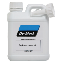 Dymark Engineers Layout Ink Blue 1L