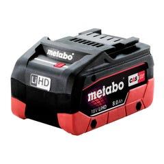 Metabo 8.0 LiHD 18V 8.0Ah LiHD Battery Pack