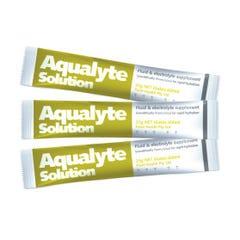 Aqualyte Solution Fluid & Electrolyte Supplement  - Lemon / Lime 25g (Qty x 250)