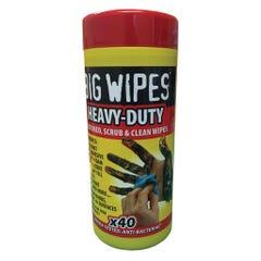 RoksetHeavy Duty Wipes Tub (Qty x 40)