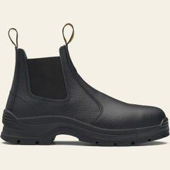 Blundstone 310 Unisex Elastic Safety Boots - Black
