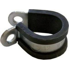 Norma RSGU Pipe Retaining Clamps 16mm Width Mild Steel Zinc Plated 10mm (Qty x 10)