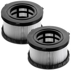 DeWalt 2-Pack M-Class Replacement Filter Cartridge for DCV586M Vacuum