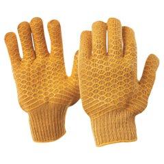 Pro Choice Brown Lattice Gloves Large
