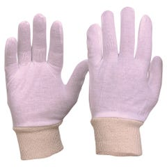 Pro Choice Interlock Poly/Cotton Liner Knit Wrist Gloves