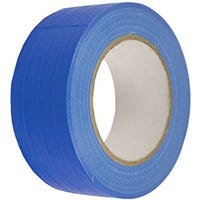 Heatleys Waterproof Cloth Tape (352) Blue 18mm x 25m