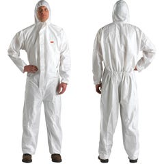 3M Protective Coverall 4510 XL White