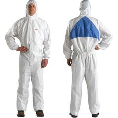 3M Protective Coverall 4540+ XL White