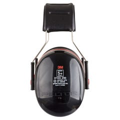 3M PELTOR Extreme Performance H10 Series, Headband Earmuff H10A 290