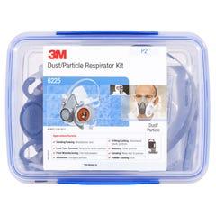 3M Dust/Particle Respirator Kit 6225, (P2) (Medium)