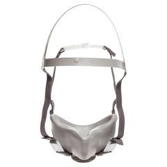 3M Half Facepiece Reusable Respirator 6200, Respiratory Protection, Medium