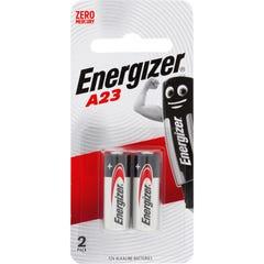 Energizer A23 12V Battery (Qty x 2)