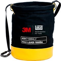3M DBI-SALA Safe Bucket 100 lb. Load Rated Hook and Loop Canvas