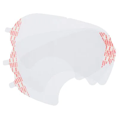 3M Faceshield Cover Respiratory Protection Accessory (Qty x 25)