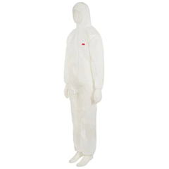 3M Disposable Protective Coverall, Type 5/6, 4510