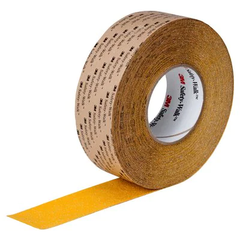 3M Safety-Walk Slip-Resistant General Purpose Tapes and Treads 630-B, Safety Yellow, 50mm x 18.3m