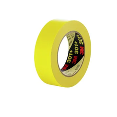 3M Performance Masking Tape Yellow 301+ 24mm x 55m