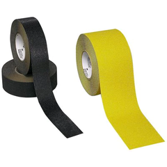 3M Safety-Walk Slip-Resistant General Purpose Tapes and Treads 610, Black, 100mm x 18.3m
