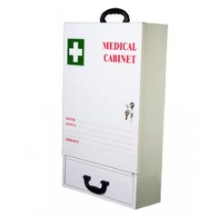 Accidental Health & Safety Metal Wall Mount Cabinet XL