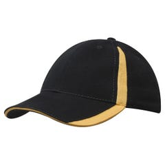 Headwear Stockists Brushed Heavy Cotton with Inserts on the Peak & Crown