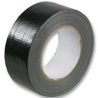 Heatleys Waterproof Cloth Tape (352) Black 48mm x 25m