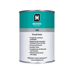 Molykote (Dow Corning) Industrial 1000 General Purpose Anti-Seize Paste 450g